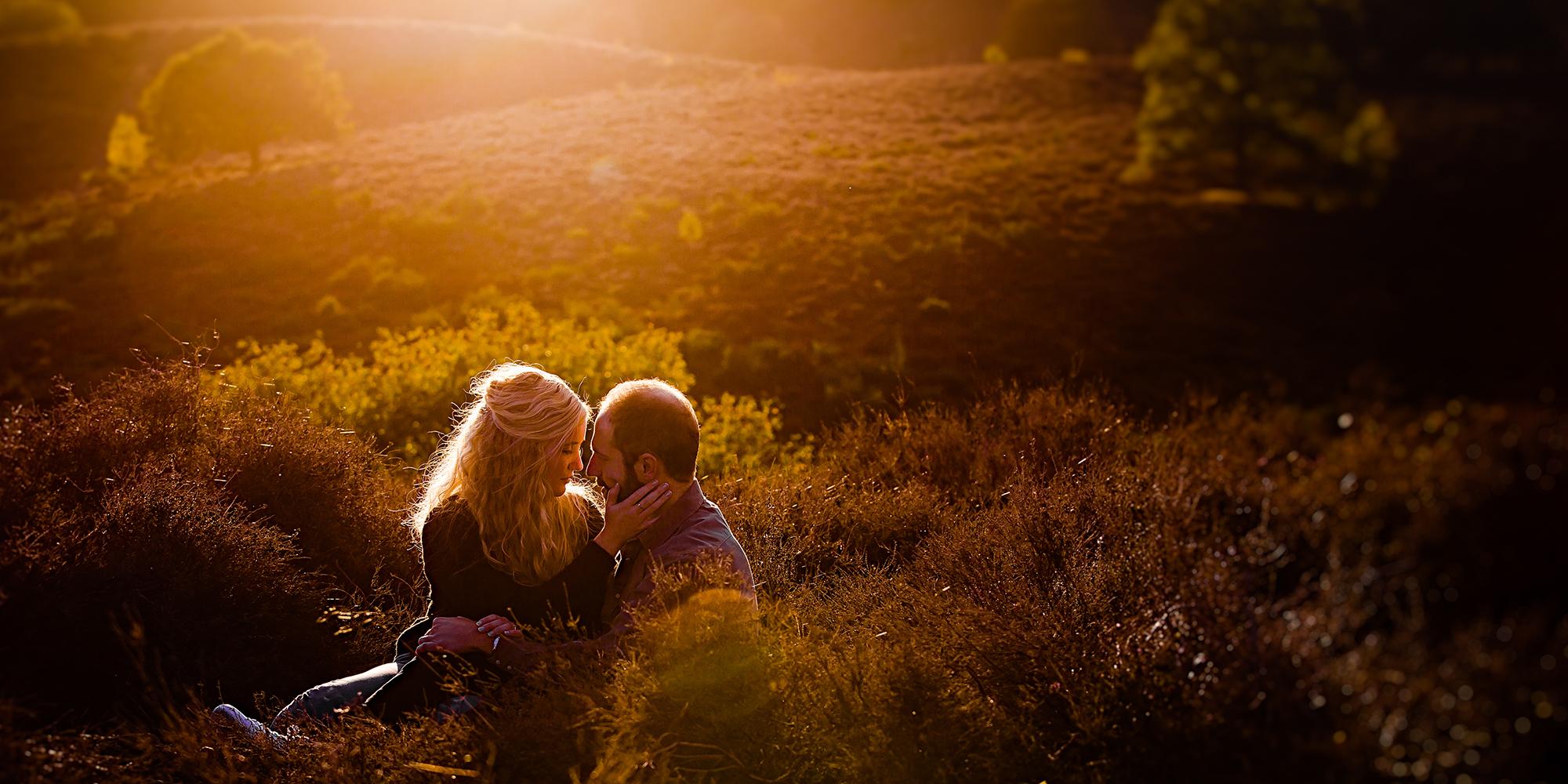 Loveshoot bij Selijn Fotografie in een ongedwongen sfeer