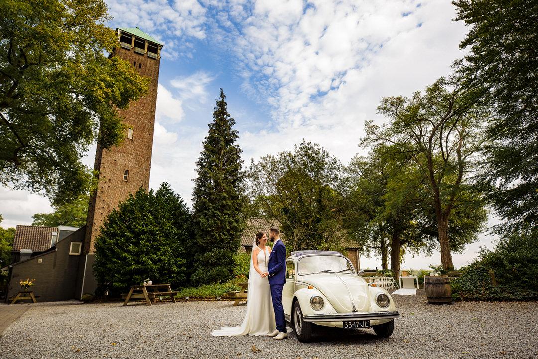 Bruidsfotograaf bij Kabels Oosterbeek, gemeente Arnhem, Bruidsfotograaf Arnhem, trouwfotograaf Arnhem, trouwen bij Kabels Oosterbeek, ongedwongen bruidsfotografie Arnhem